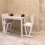 Legend White Stone Effect Tiles