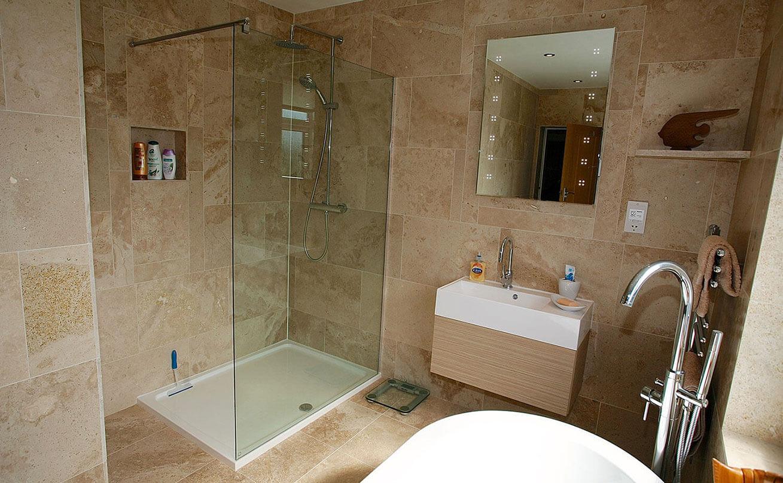 Mcdonald Modern Bathroom New Image Tiles