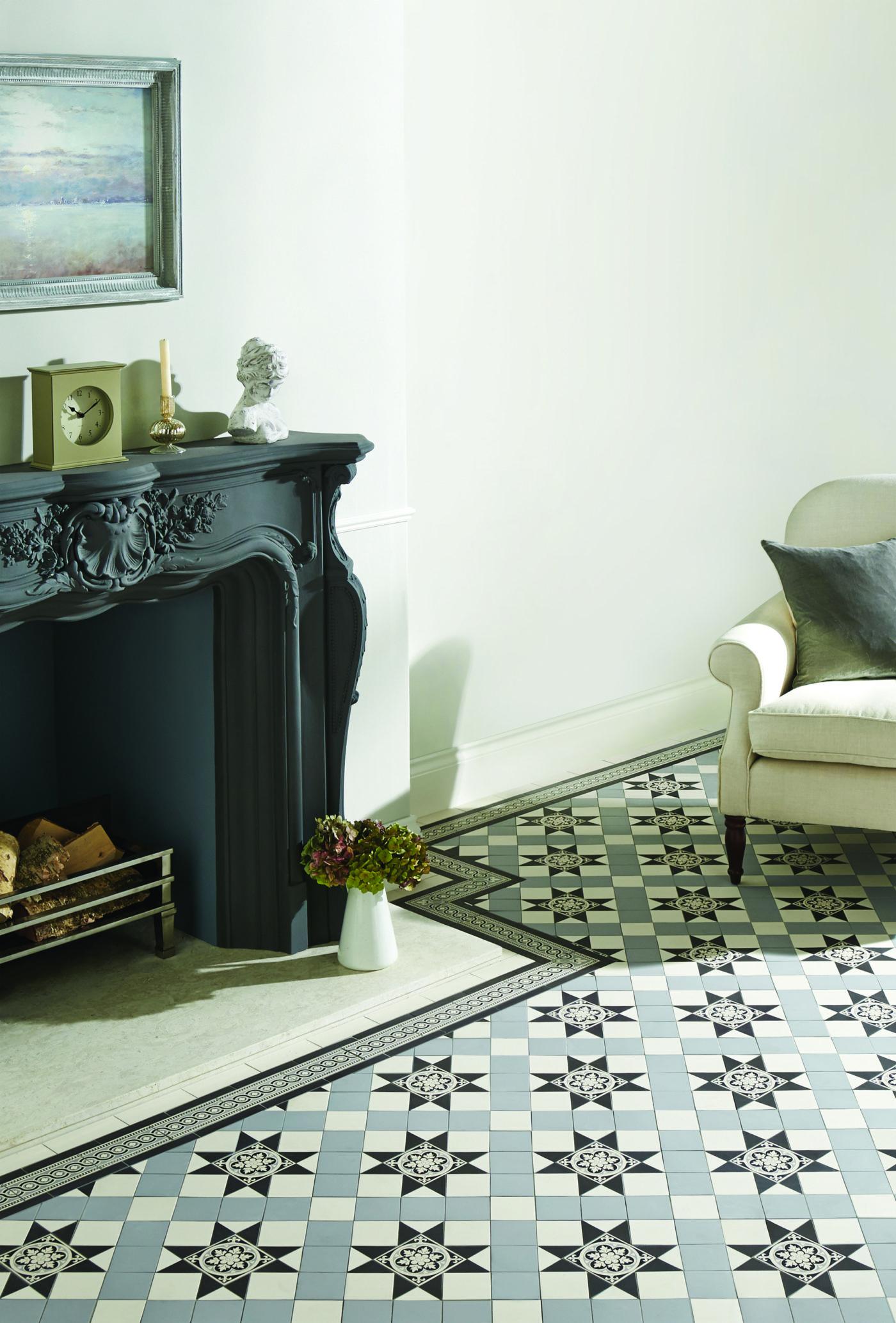 Victorian floor tiles vintage tiles new image tiles dorset for Victorian floors