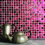 Obsession stone mosaic tiles