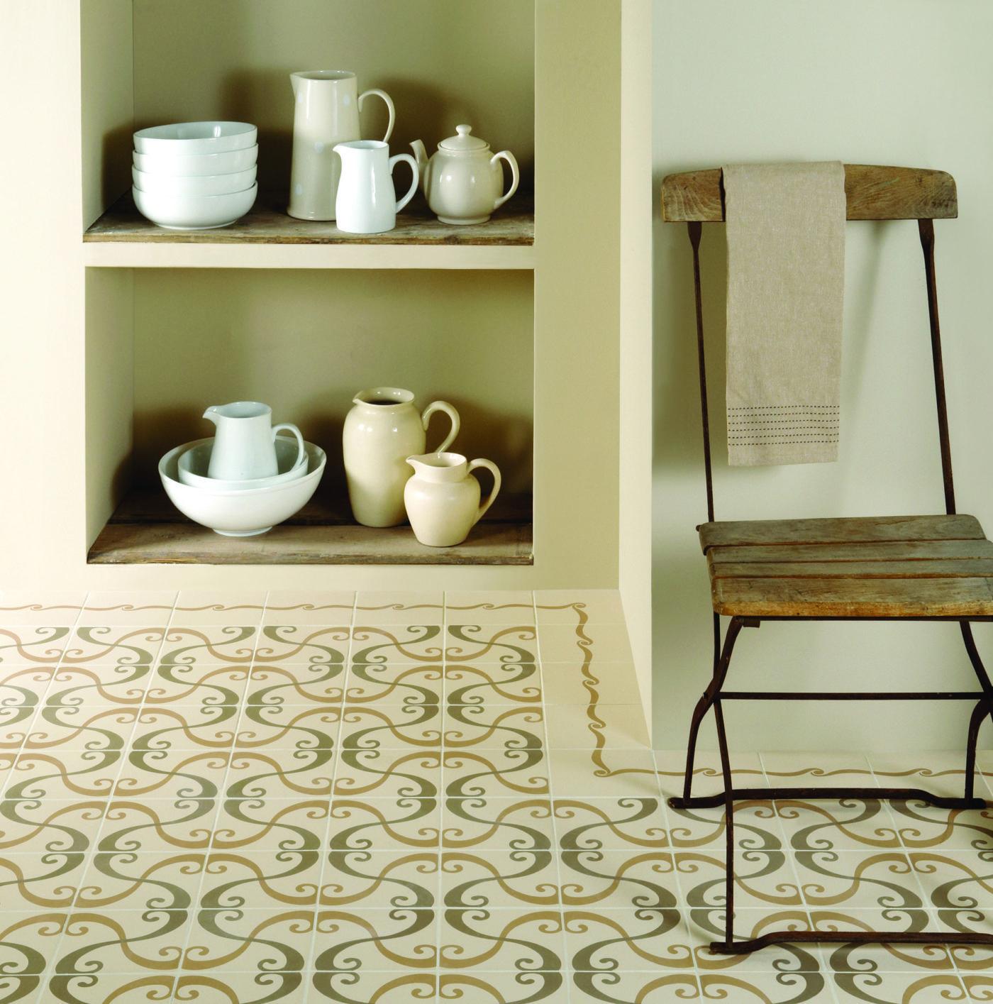 Decorative Tiles | Glazed Tiles | New Image Tiles | Dorset | UK