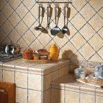 Sicily Beige Stone Effect Tiles.