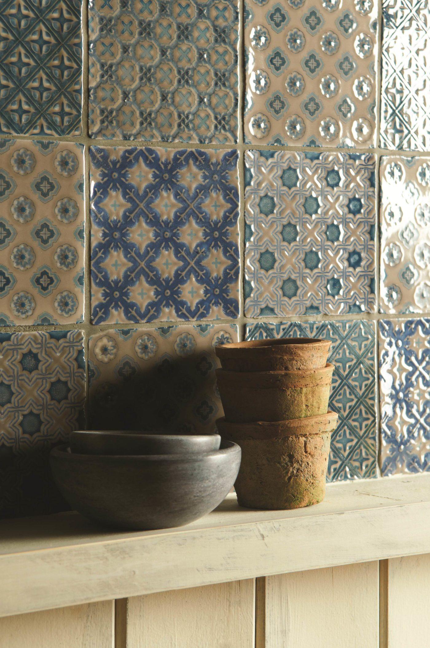 Decorative Tiles Glazed Tiles New Image Tiles Dorset Uk