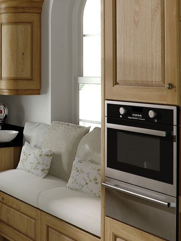 We have a great range of kitchens on display at our Weymouth showroom.