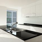 Dekton kitchen worktops from New Image.