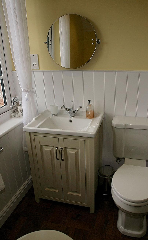 pump cottage bathroom 02 07 - Cottage Bathroom