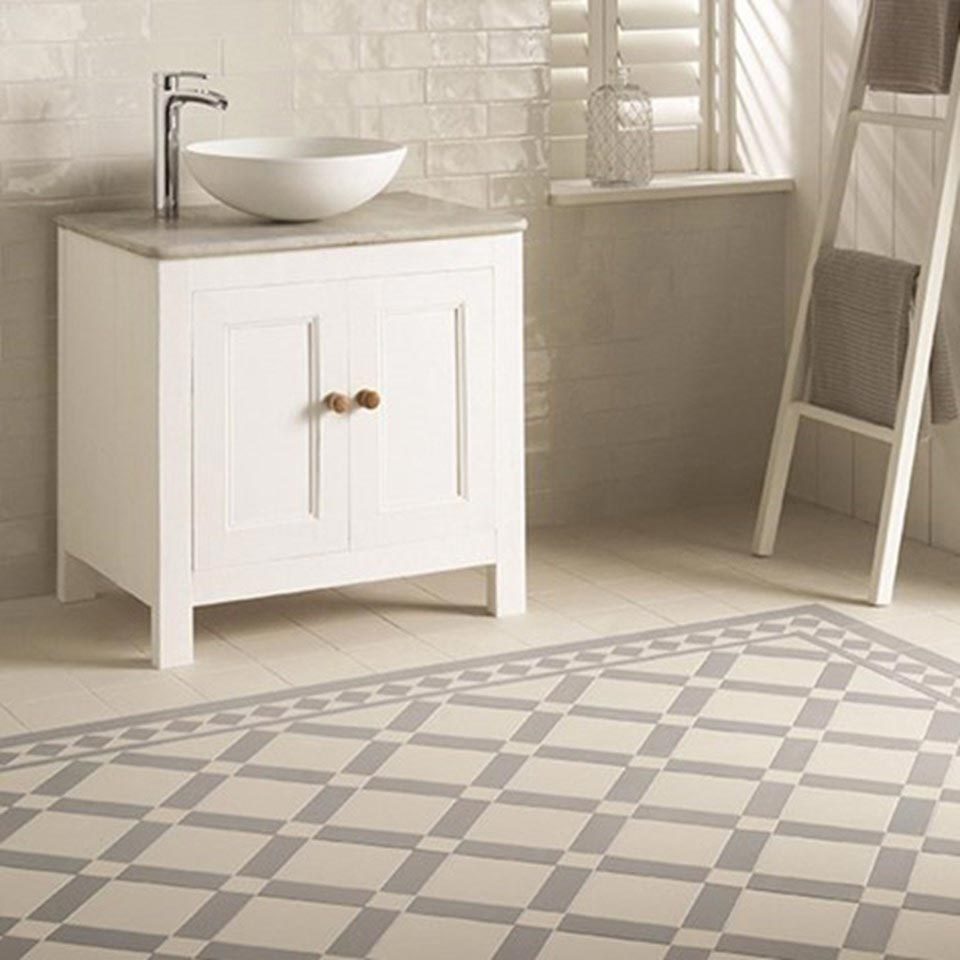 Grey IS the New Black for Kitchens and Bathrooms - New Image Tiles
