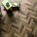 Parquet-Walnut floor tiles