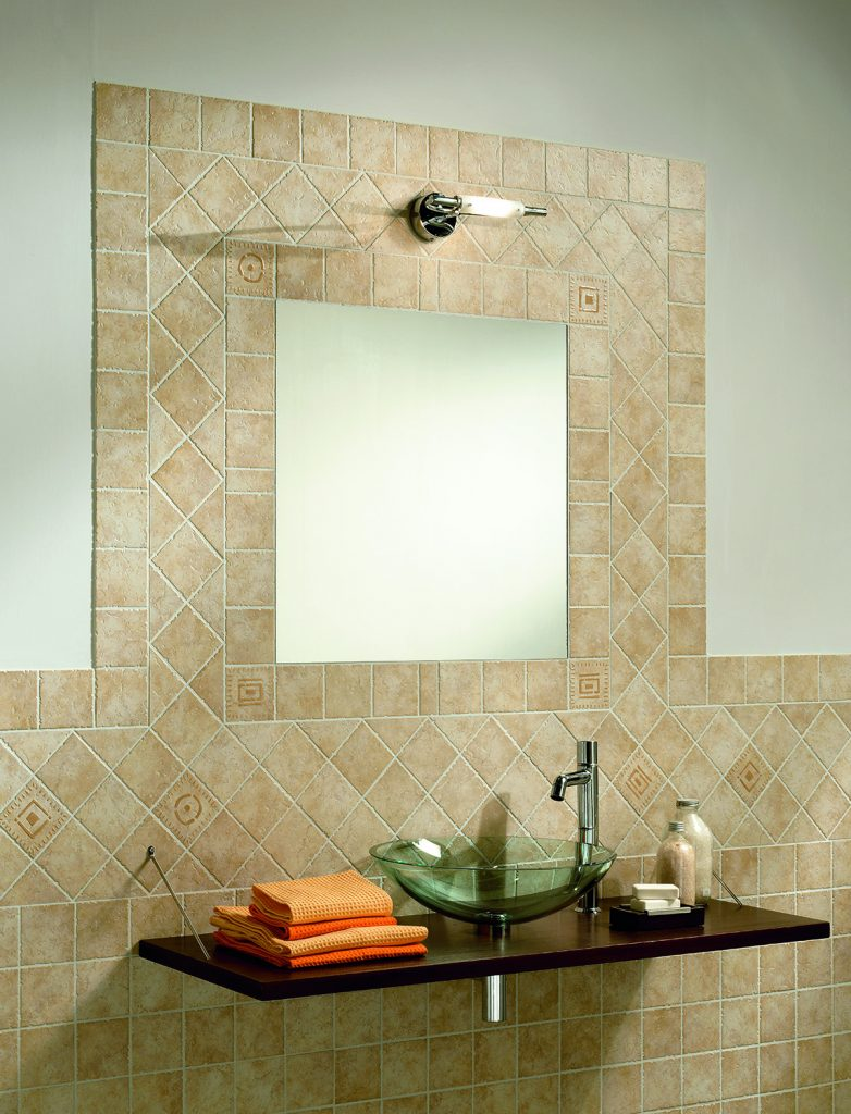J-Stone Beige Ceramic Wall Tile 100mm x 100mm - New Image Tiles