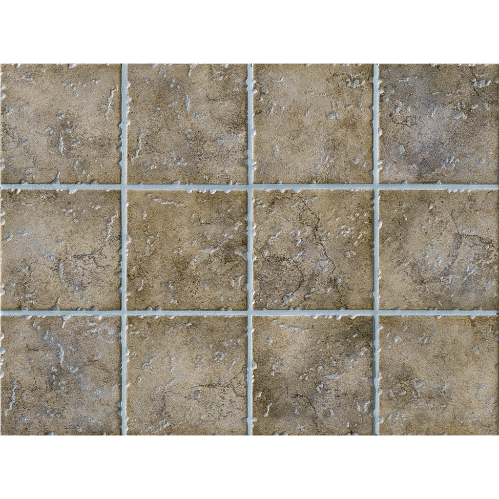 J-Stone Brown Ceramic Wall Tile 100mm x 100mm - New Image Tiles