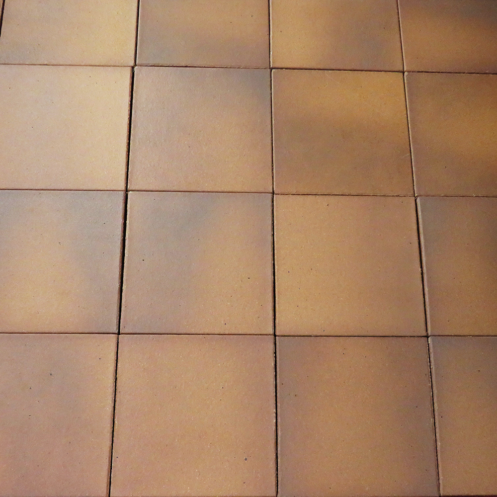 Quarry Tile Flame Brown 150mm X 150mm