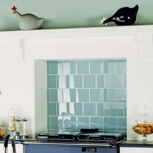 Kitchen revival splashbacks.