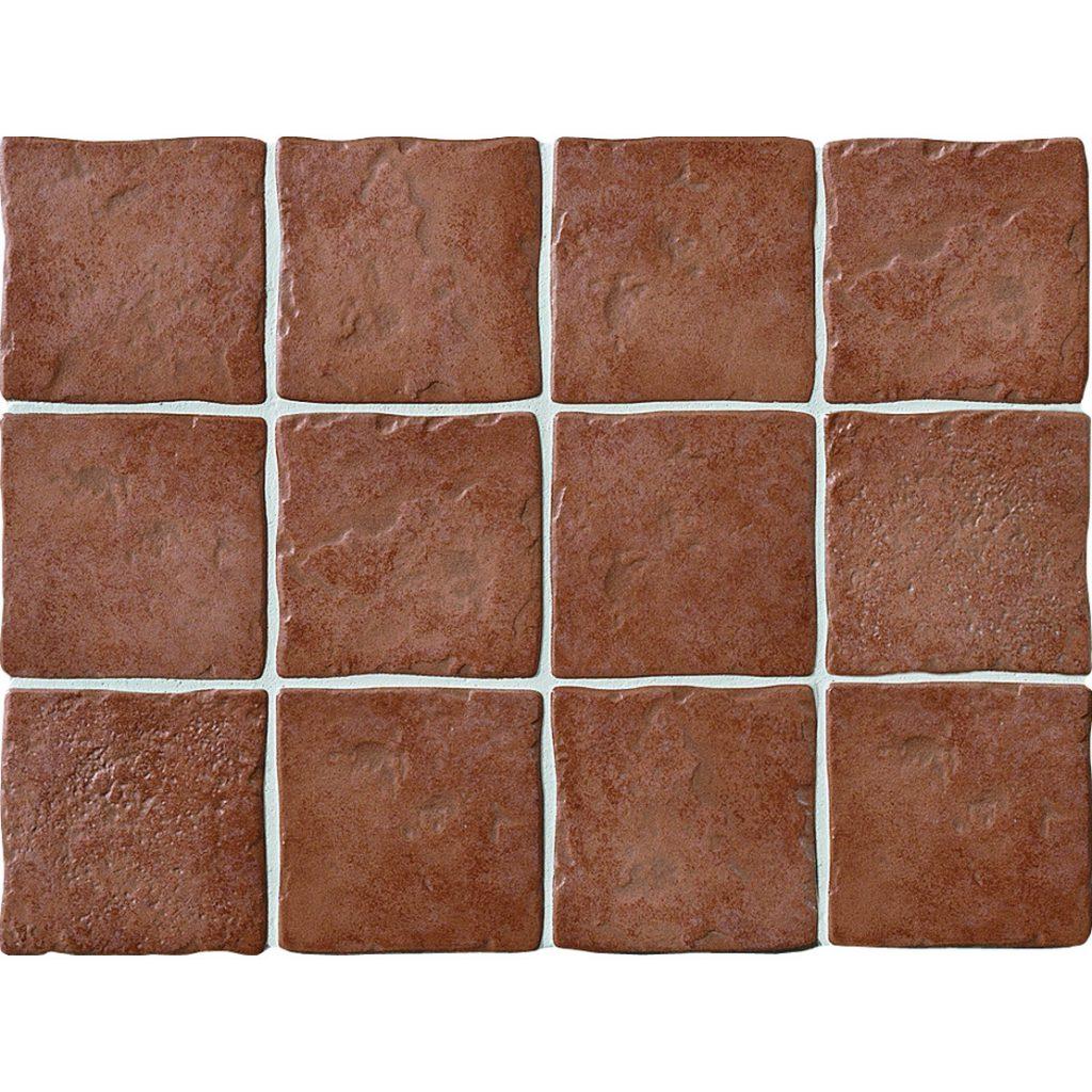 Zanzibar Cotto Ceramic Wall Tile 100mm x 100mm - New Image Tiles