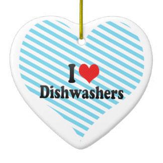 I love dishwashers.