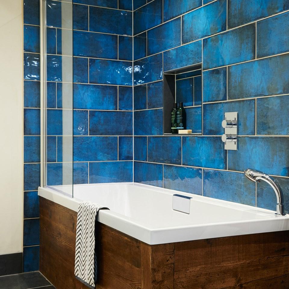 Magnificent Bathroom Tile Colours Embellishment - Bathtub Ideas ...