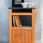Barcelona Annie Sloan Chalk Paint painted cabinet